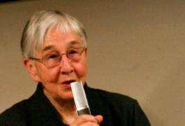 PT 2008 - Anna Szatkowska, auteure de «La maison brûlée» (© J.-C. Gadmer)