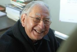 PT 2007 « Scènes de famille » Atelier avec le Cardinal Cottier (© J.-C. Gadmer)
