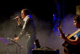 PT 2011 « Vérité… chacun la sienne ? » Grégory Turpin en concert (© J.-C. Gadmer )