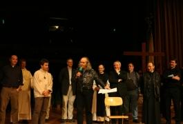 PT 2006 « Ils sont fous ces chrétiens » avec Guy Gilbert (© J.-C. Gadmer)