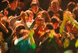 Prier Témoigner : un festival pour la nouvelle évangélisation (© J.-C. Gadmer)