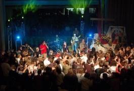 PT 2007 « Scène de famille » PUSH en concert (© G. Guibouin)