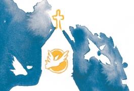 PT 2004 « Eglise, je t'aime » Dessin de l'abbé Vincent Marville